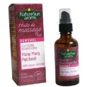 quelle huile de massage sensuelle