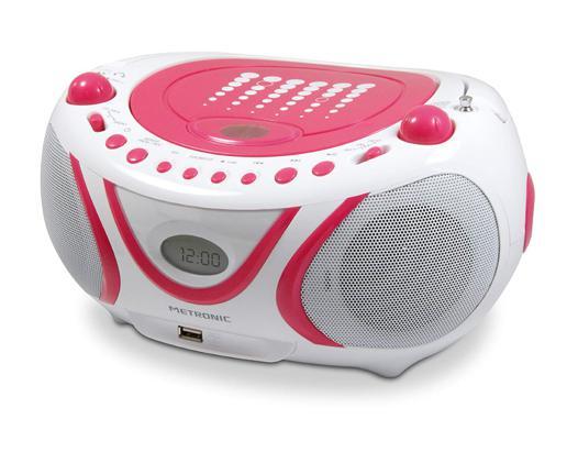 radio cd metronic