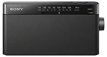 radio portable sony
