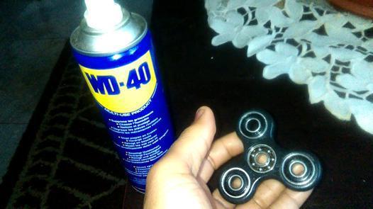 reparer hand spinner