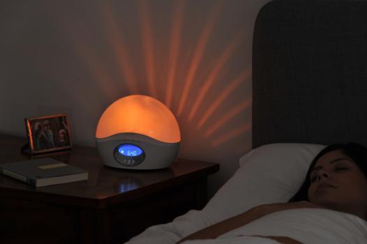 réveil matin luminothérapie