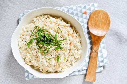 riz au rice cooker