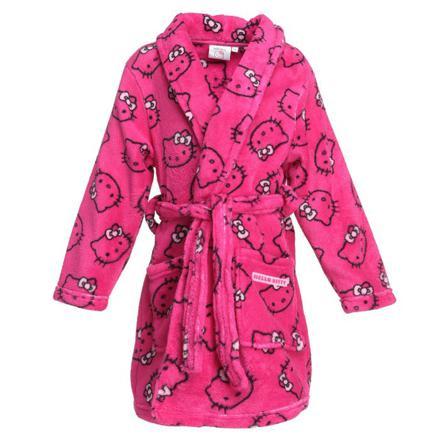 robe de chambre petite fille