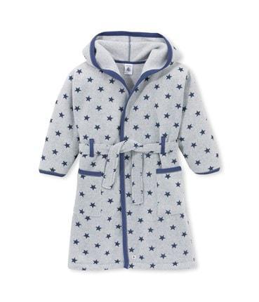 robe de chambre polaire junior