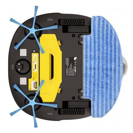 robot aspirateur et serpillère