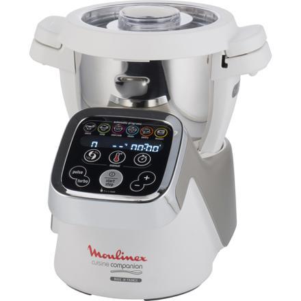 robot cuiseur cuisine companion moulinex