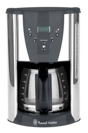 russell hobbs cafetière programmable