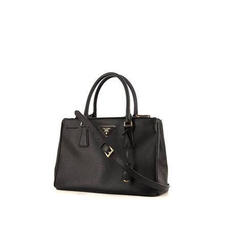sac à main prada noir