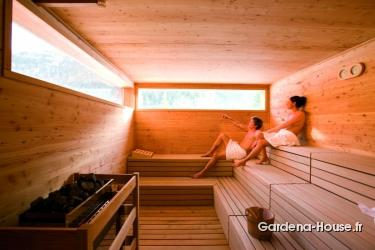 sauna naturel