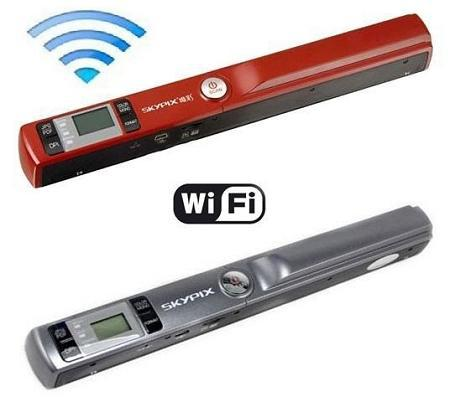 scanner portable wifi