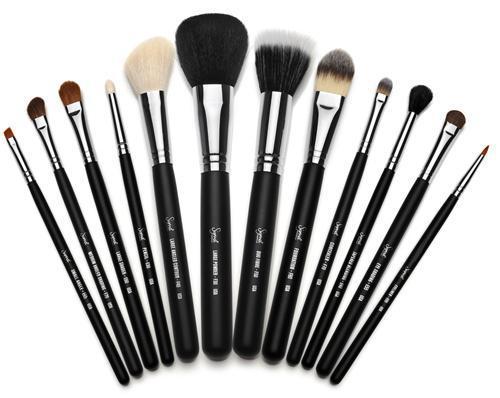 set de pinceaux maquillage sigma
