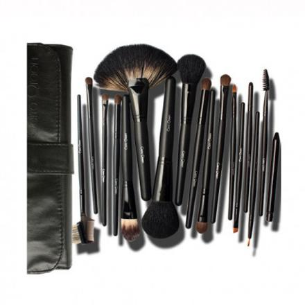 set pinceaux maquillage professionnel