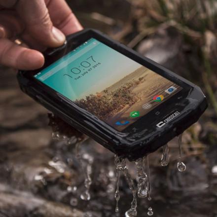 smartphone 4g etanche