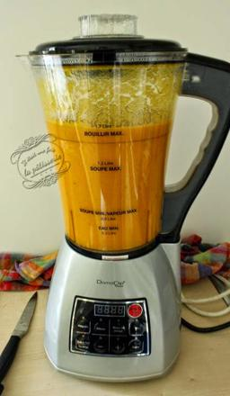 soupe blender