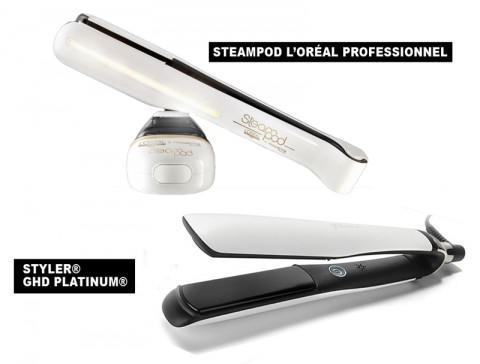 steampod ou ghd