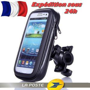support telephone pour moto
