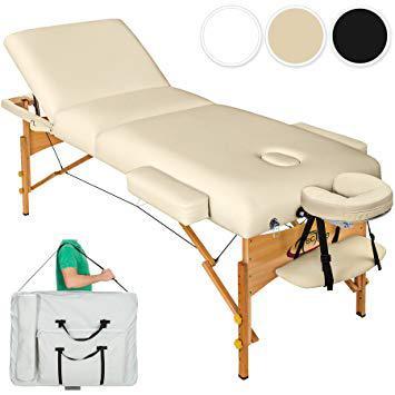 table de massage tectake