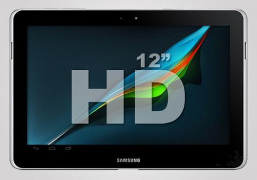 tablette 12 pouces samsung