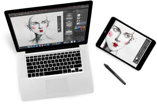 tablette graphique apple