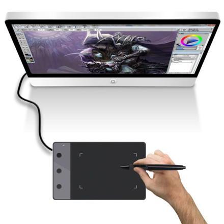 tablette graphique dessin pas cher