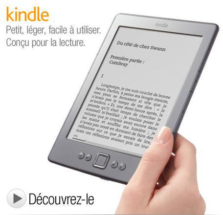 tablette lecture livre