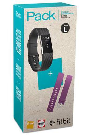 taille fitbit charge 2