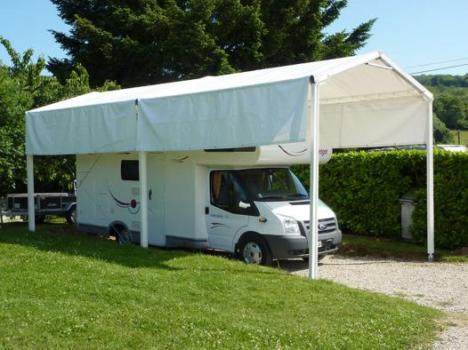 tente abri camping car