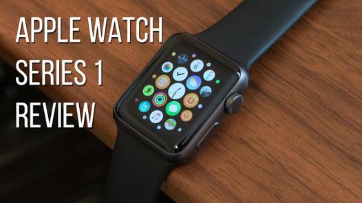 test apple watch serie 1