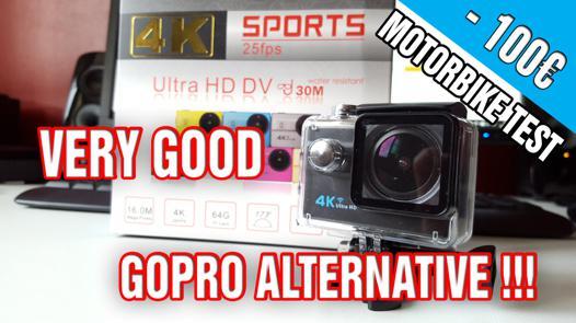 test camera sport