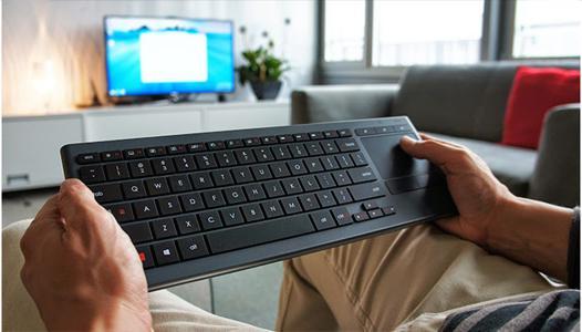 test clavier sans fil