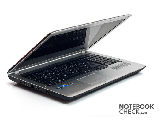 test laptop samsung