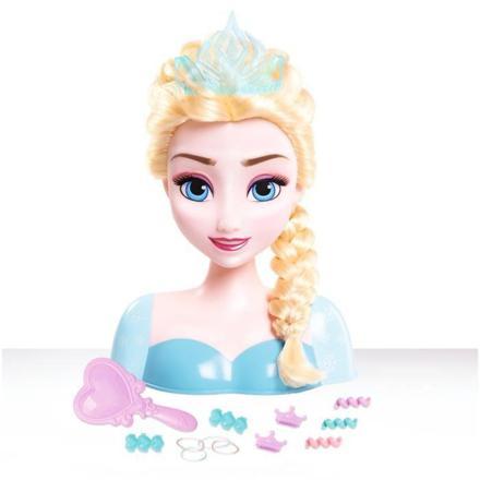 tete a coiffer la reine des neiges