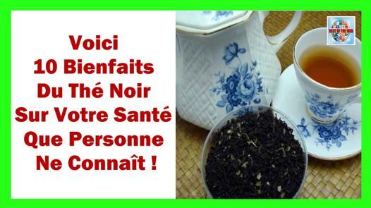 the noir bienfait