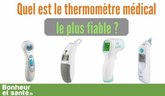 thermometre fiable