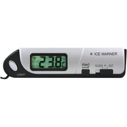 thermometre interieur exterieur pour voiture