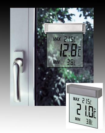 thermomètre intérieure maison