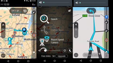 tomtom go android