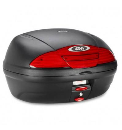 top case givi 2 casques