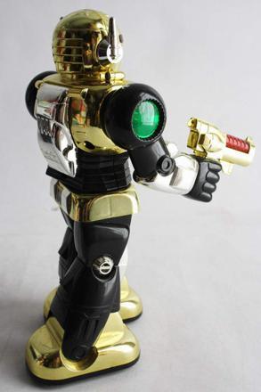 top robot