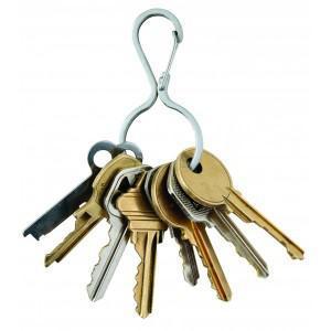 un trousseau de clés