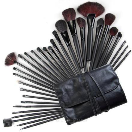 vente de pinceaux maquillage professionnel