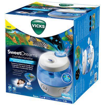 vicks humidificateur à vapeur froide